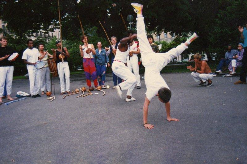 1989 - roda tété