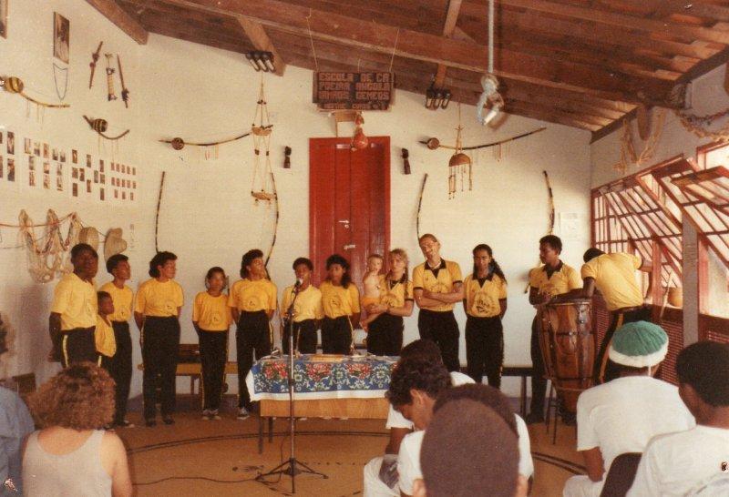 1991 - 1992 - Salvador