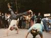 1988  roda au  festival du bois de la bâtie